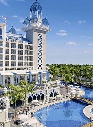 Nieuwe hotels zomer 2017: Granada Luxury Belek