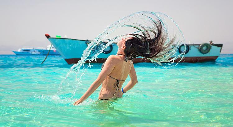 Paradise Island, Egypte (Hurghada)