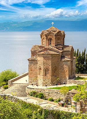 Pareltjes Balkan: Macedonië