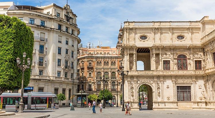 Redenen Sevilla