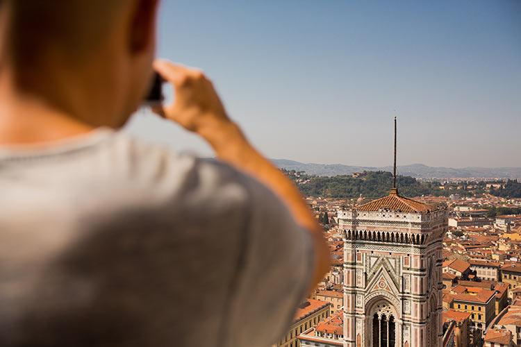 Reisfotografie Florence: kathedraal