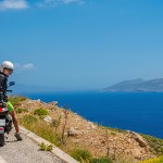 Ontdek Corfu per scooter