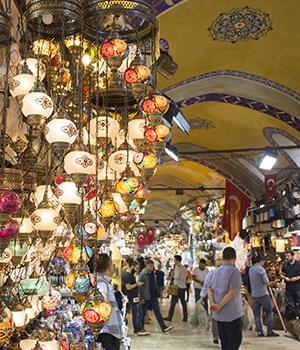 Weetjes Turkije: markt