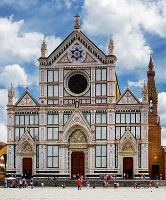 Wijken Florence: Santa Croce