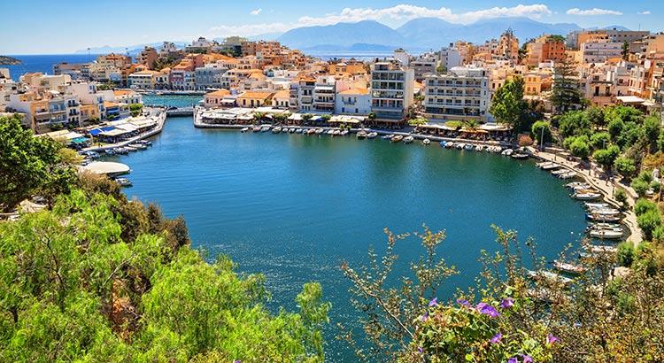 Agios Nikolaos: een idyllisch badplaatsje in het oosten van Kreta