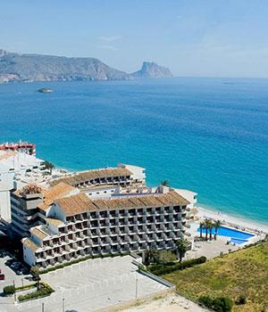 Altea Costa Blanca, strandhotel