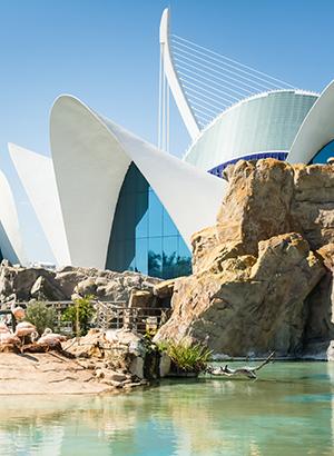 Ciudad de las Artes y Ciencias - L'Oceanogràfic