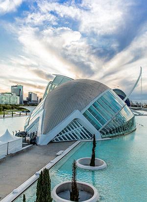 Alles Over Ciudad De Las Artes Y Ciencias Valencia Dé Vakantiediscounter