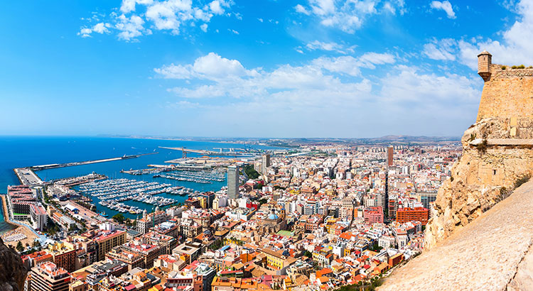Doen in Alicante