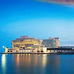 Stranden Costa del Maresme, Eurostars Grand Marina Hotel