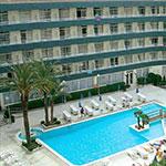 Stranden Costa Brava, Hotel GHT Aquarium & Spa