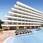 Stranden Costa del Maresme, Hotel Tropic Park