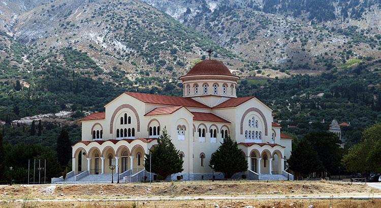Kloosters Kefalonia