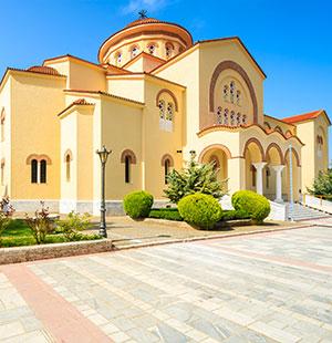 Kloosters Kefalonia, Gerasimos