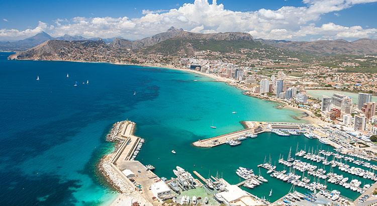 Vakantie Alicante