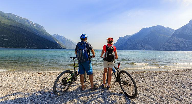 Actieve vakantie Gardameer