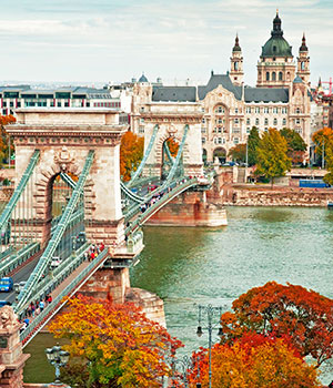 Vakantie Balatonmeer, Boedapest