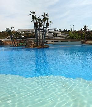 Vakantie Benidorm, waterpark