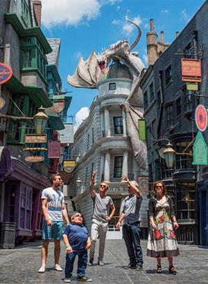 Beste attractieparken ter wereld; Orlando Island Adventures