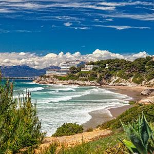 doen aan de Costa Dorada, natuur