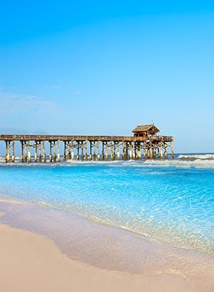 Dagtrips Orlando: Cocoa Beach