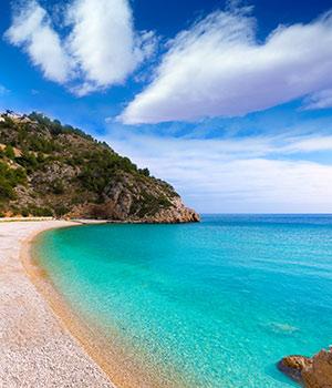 Doen Costa Blanca, naar het strand