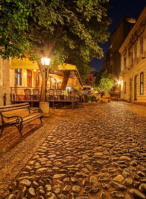 Doen in Belgrado: dineren