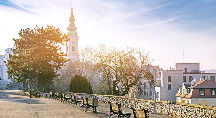 Doen in Belgrado