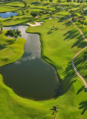 Doen in Orlando: golfbanen