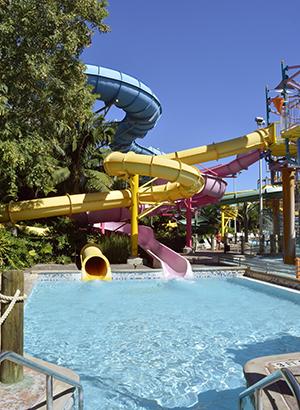 Doen in Orlando, waterparken