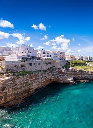 Mooiste dorpjes Puglia: Polignano a Mare