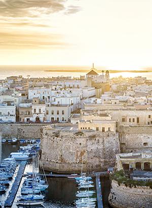 Mooiste dorpjes Puglia: Gallipoli