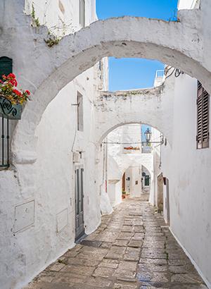 Dorpjes Puglia: Ostuni