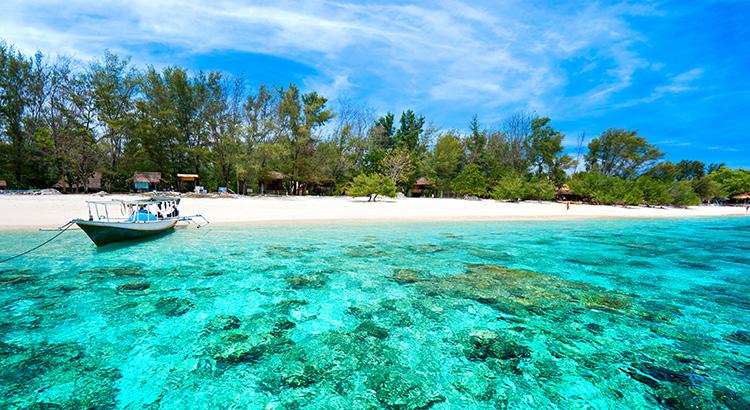 Gili-eilanden, Lombok & Bali