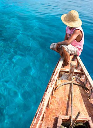 Gili-eilanden, Lombok: Gili Air