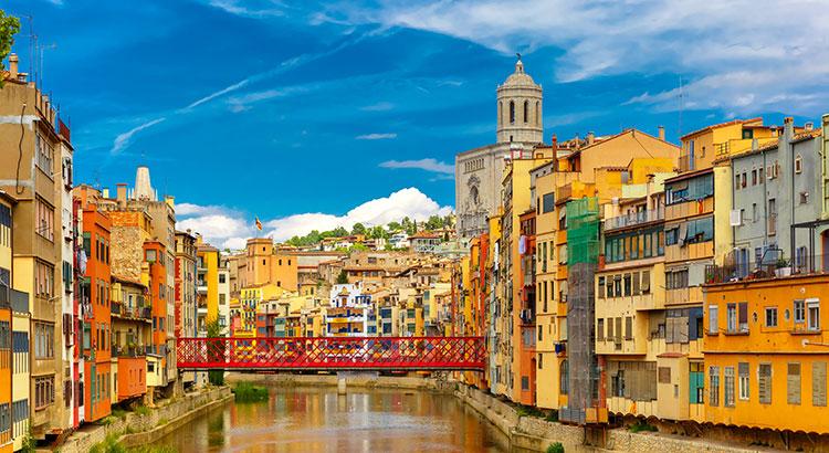 Vakantie Girona