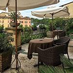 Wat te doen aan het Gardameer, Hotel Piroscafo