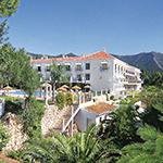 Mooiste witte dorpjes Andalusië: Mijas, TRH Mijas Hotel
