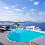 Griekse eilanden, welke past bij jou: Santorini, Katikies Hotel