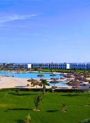 Nationaal Park Wadi El Gemal; hotel