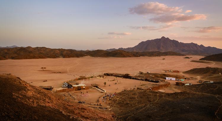 Nationaal Park Wadi El Gemal