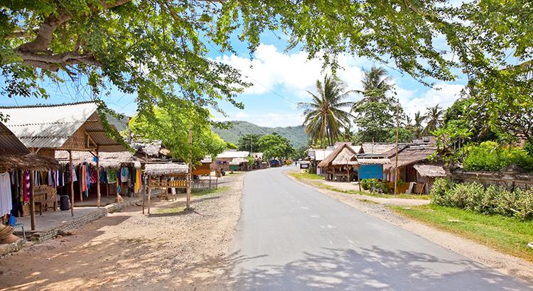 Vakantie Lombok, Indonesië