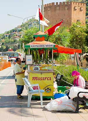 Redenen Turkse Riviera