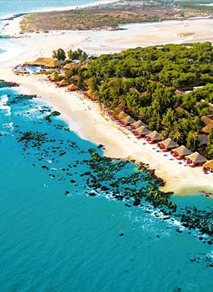 Redenen vakantie Senegal, luxe hotels