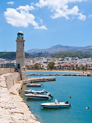 Rethymnon cultureel hart Kreta, cultuur