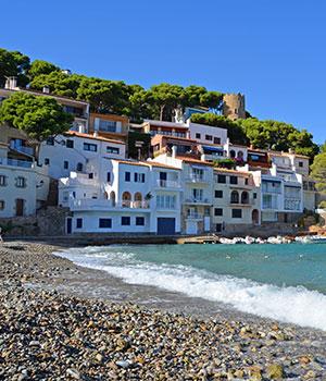 De mooiste stranden aan de Costa Brava, Sa Tuna