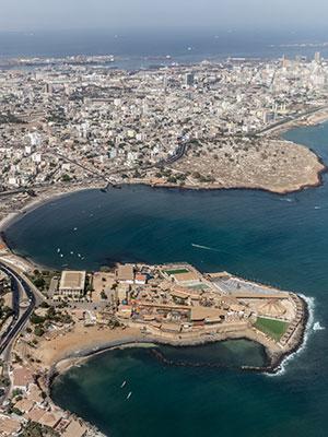 Vakantie Senegal, Dakar
