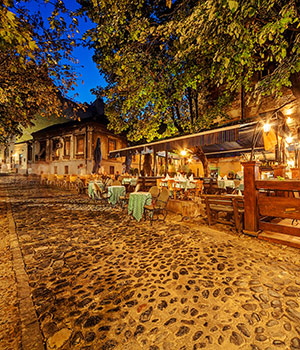 Stedentrip Belgrado: straatjes