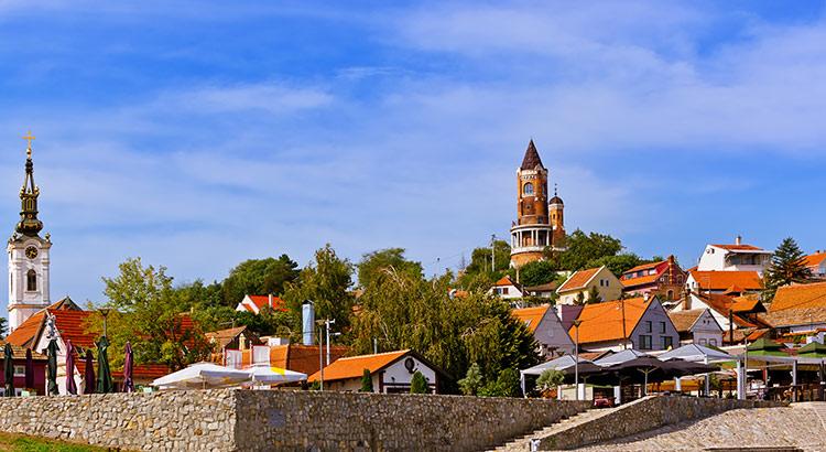 Stedentrip Belgrado
