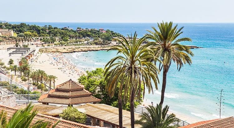 Tarragona hippe stad vol historie